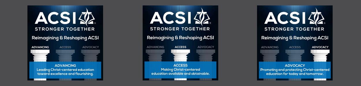 ACSI 3 Pillars
